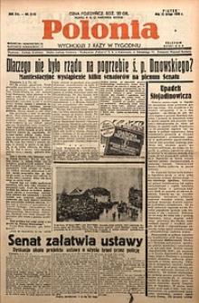 Polonia, 1939, R. 16, nr5143