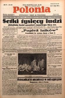 Polonia, 1939, R. 16, nr5146