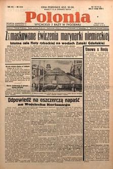 Polonia, 1939, R. 16, nr5154