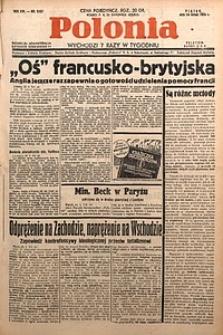 Polonia, 1939, R. 16, nr5157