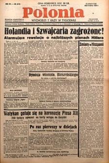 Polonia, 1939, R. 16, nr5170