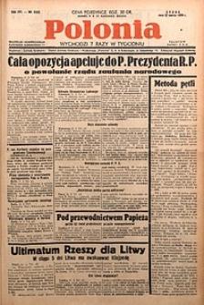 Polonia, 1939, R. 16, nr5183