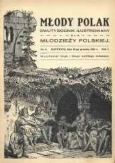 Młody Polak, 1925, R. 1, nr 4