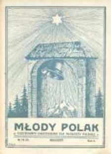 Młody Polak, 1926, R. 2, nr 19-20