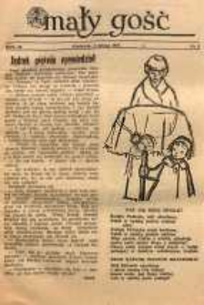 Mały Gość Niedzielny, 1957, R. 27, nr 3
