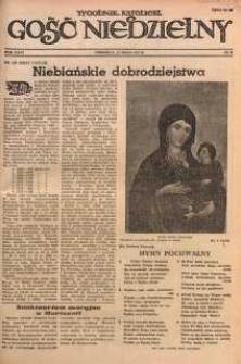 Gość Niedzielny, 1957, R. 30, nr 19
