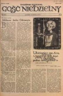 Gość Niedzielny, 1957, R. 30, nr 33