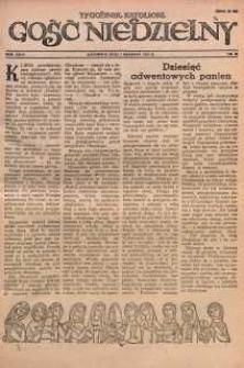 Gość Niedzielny, 1957, R. 30, nr 48