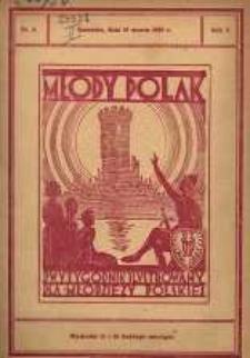 Młody Polak, 1929, R. 5, nr 5