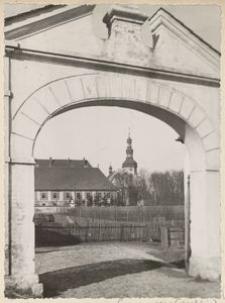 O/S. Kirchen. Czarnowanz