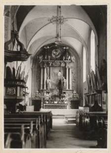 Oberschlesiche Kirchen. Falkenberg