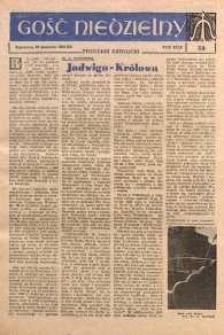 Gość Niedzielny, 1960, R. 29, nr 34