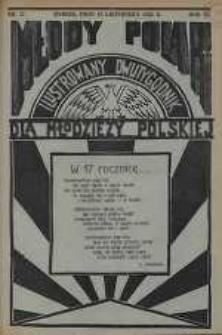Młody Polak, 1935, R. 11, nr 17