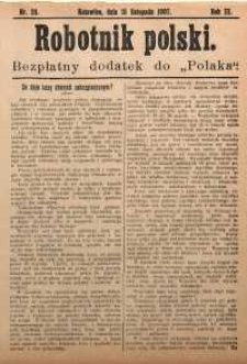 Robotnik Polski, 1907, nr20