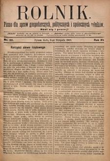 Rolnik, 1908, R. 15, nr32