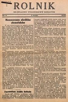Rolnik, 1932, [R. 30], nr6