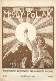 Młody Polak, 1927, R. 3, nr 2/3