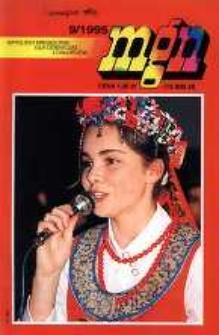 Mały Gość Niedzielny, 1995, R. 51, nr 9