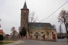Lisięcice. Kościół parafialny, 2011 r.