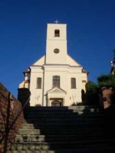 Zawiszyce. Kościół pw. św. Marii Magdaleny, 2011 r.