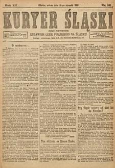 Kuryer Śląski, 1919, R. 11 [właśc. 13], nr14