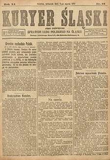 Kuryer Śląski, 1919, R. 11 [właśc. 13], nr54