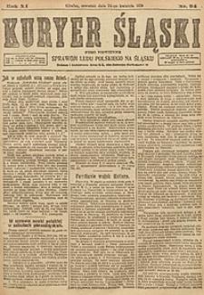 Kuryer Śląski, 1919, R. 11 [właśc. 13], nr94