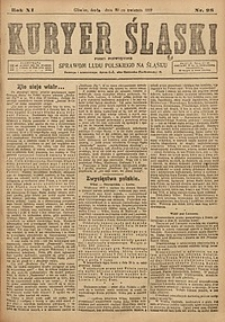 Kuryer Śląski, 1919, R. 11 [właśc. 13], nr98