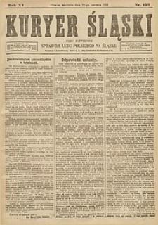 Kuryer Śląski, 1919, R. 11 [właśc. 13], nr139