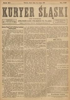 Kuryer Śląski, 1919, R. 11 [właśc. 13], nr147