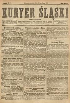 Kuryer Śląski, 1919, R. 11 [właśc. 13], nr163