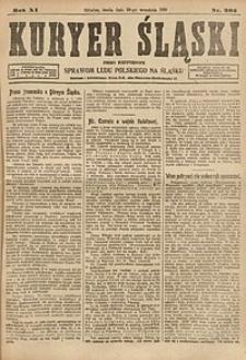 Kuryer Śląski, 1919, R. 11 [właśc. 13], nr205