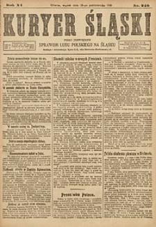 Kuryer Śląski, 1919, R. 11 [właśc. 13], nr246