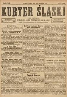 Kuryer Śląski, 1919, R. 11 [właśc. 13], nr251