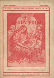 Młody Polak, 1932, R. 8, nr 19/20