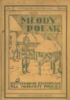 Młody Polak, 1931, R. 7, nr 1