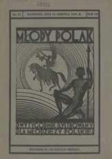Młody Polak, 1931, R. 7, nr 11