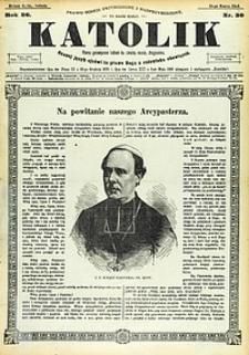 Katolik, 1893, R. 26, nr30