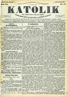Katolik, 1893, R. 26, nr75