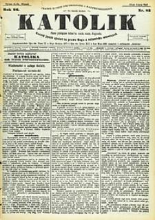 Katolik, 1893, R. 26, nr83