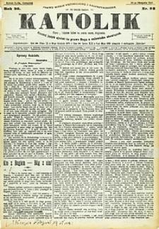 Katolik, 1893, R. 26, nr93