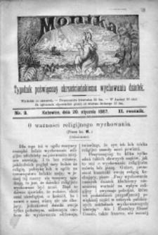 Monika, 1887, R. 2, nr 3