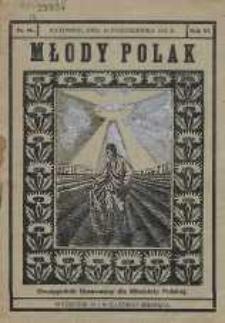 Młody Polak, 1930, R. 6, nr 16