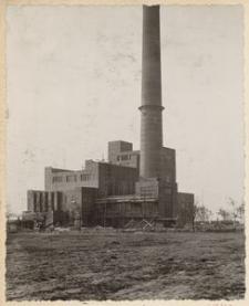 O/S. Industrie. Kraftwerk Deschowitz