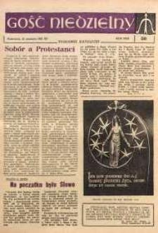 Gość Niedzielny, 1961, R. 34, nr 50