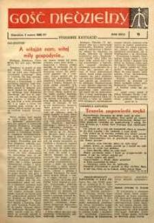 Gość Niedzielny, 1962, R. 35, nr 9