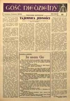 Gość Niedzielny, 1962, R. 35, nr 14