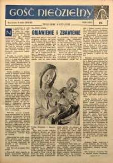 Gość Niedzielny, 1962, R. 35, nr 18