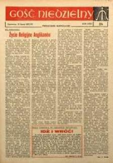 Gość Niedzielny, 1962, R. 31, nr 28