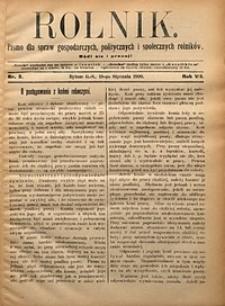 Rolnik, 1900, R. 7, nr3